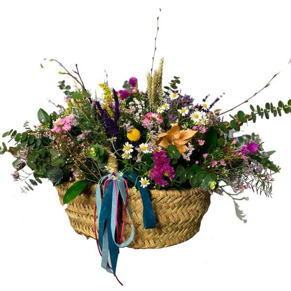 capazo de flores cati 01