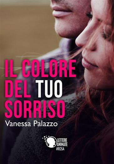 Il colore del tuo sorriso Book Cover
