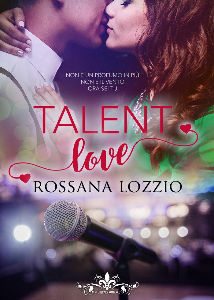 Talent love Book Cover