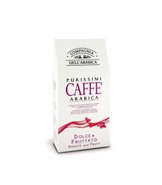 Cafea macinata Purissimi Dolce e Frutatto Corsini