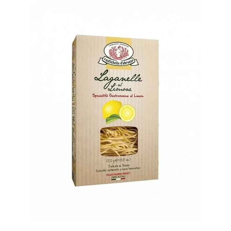 Paste Laganelle al Limone Rustichella D'Abruzzo