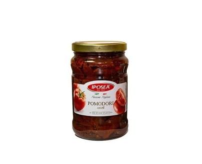 Rosii Uscate in Ulei Pomodori Sechi Iposea