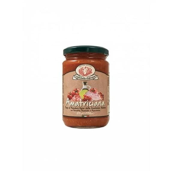 Sos Paste Amatriciana Rustichella D'Abruzzo