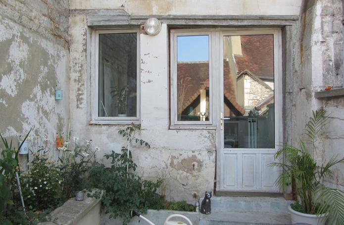 terrasse façade