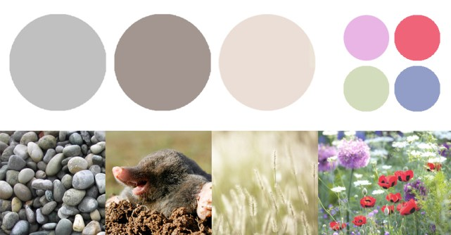 couleurs style campagne