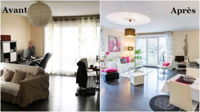 le home staging c 39 est quoi 5 r gles de base. Black Bedroom Furniture Sets. Home Design Ideas