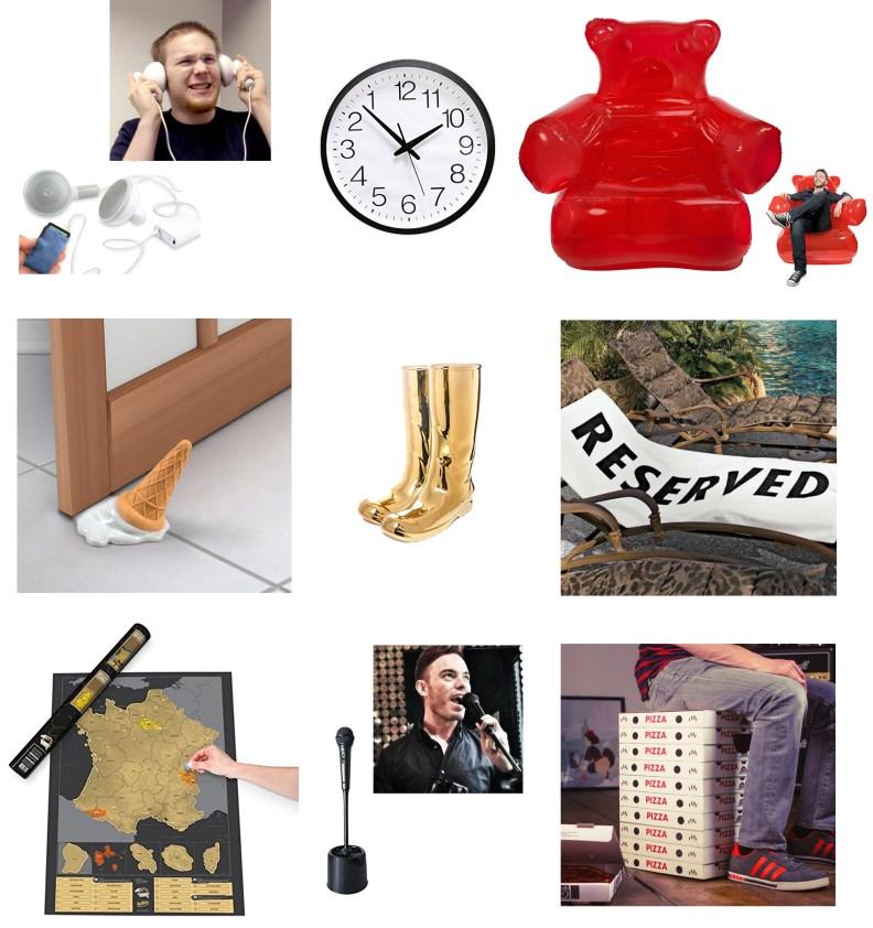 objets déco insolites maison