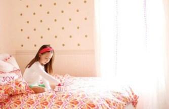 chambre enfant blog décoration