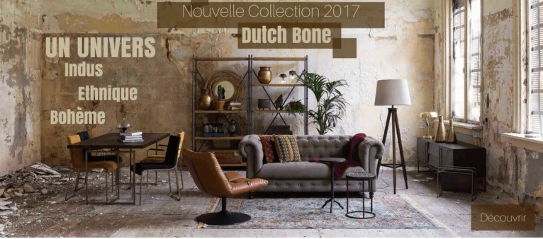 Décoration DUTCH BONE