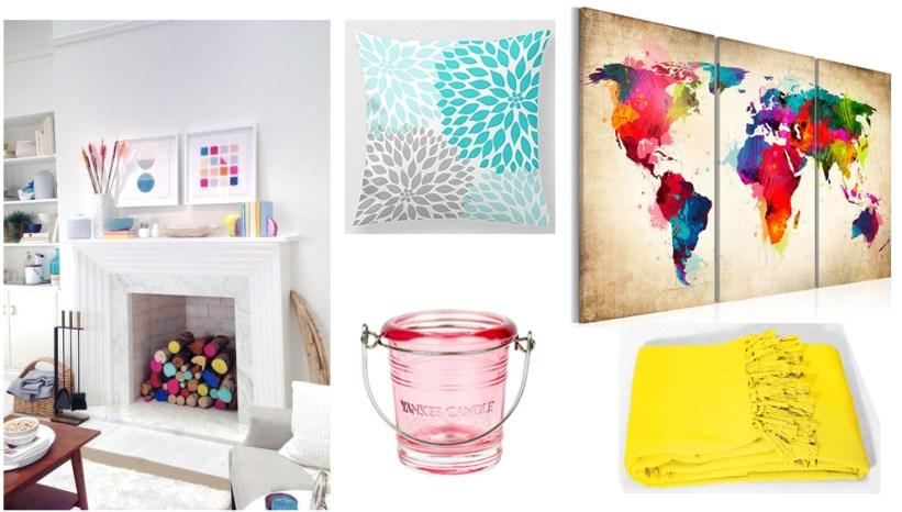 Relooker sa maison avec des couleurs