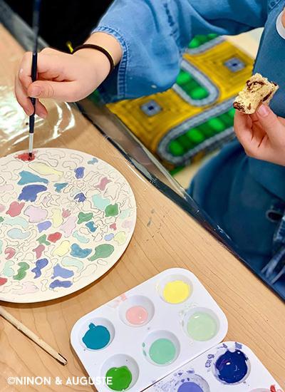 Atelier décor sur céramique1