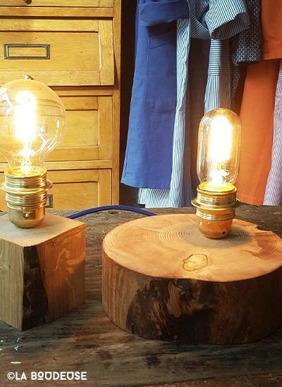 Atelier lampe en bois2