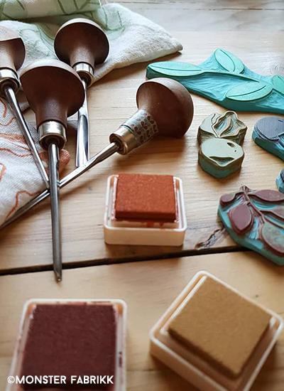 Atelier linogravure5