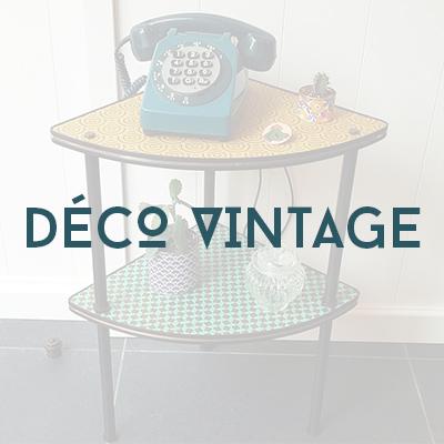 Boutique - déco vintage
