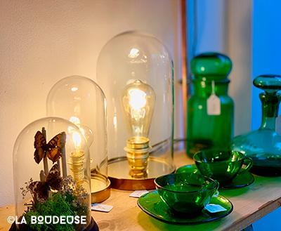 Boutique - lampes