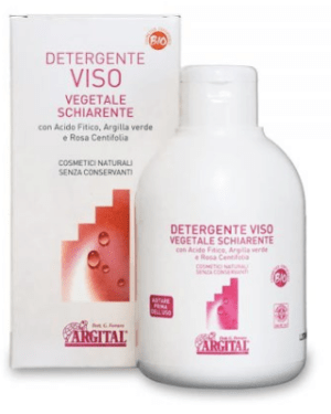 Detergente Viso Schiarente Argital