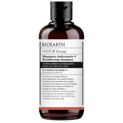 Shampoo Rinforzante Hair 2.0 Bioearth