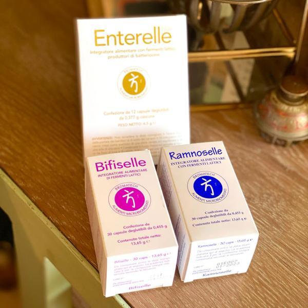 Protocollo di pulizia intestinale Bromatech