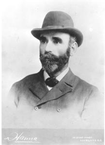 Michael Davitt 1895, Auckland
