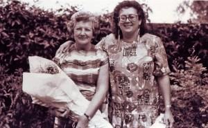 Olga and Carmel