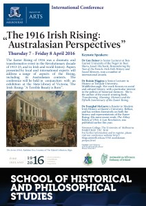 Easter Rising conference