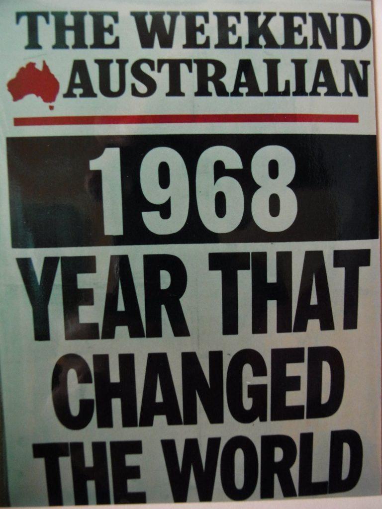 Weekend Australian circa 1993