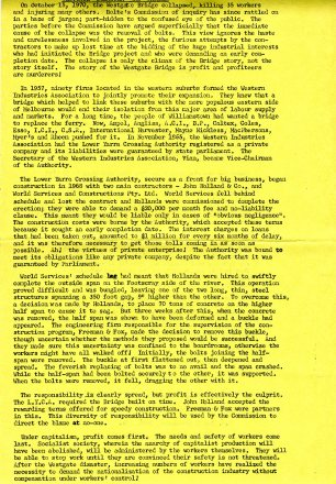 SLEEVE NOTES (second front page)
