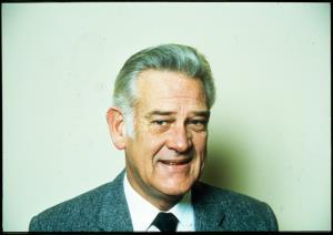 Portrait of Ken Wriedt