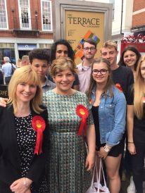 Labour Students