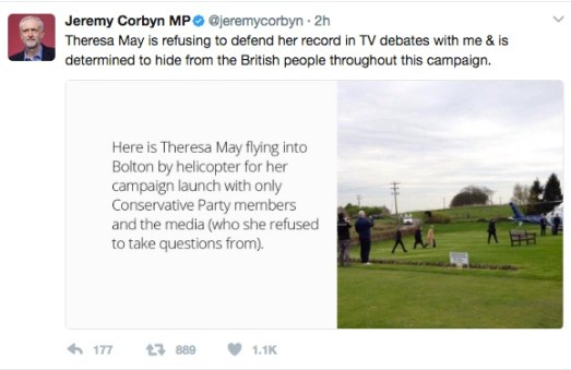 corbyn may debate 1 copy