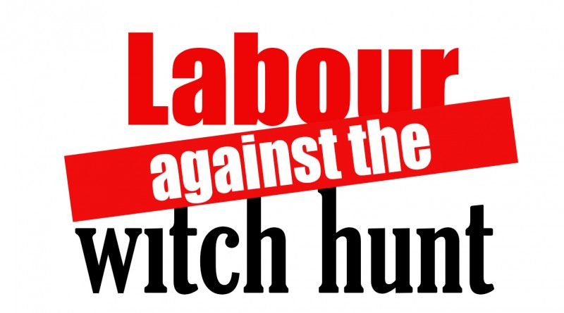 Image result for labour against the witch hunt