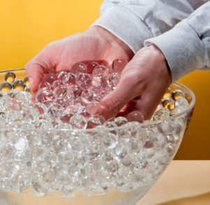 The Secret of Hardening Balls is to Plunge Them into Ice Cold Water or Some Discomfort until they Tighten up.