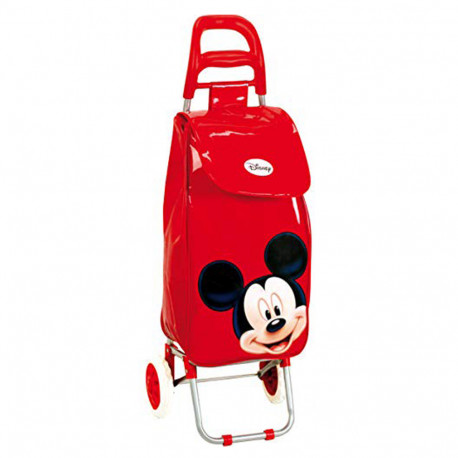 chariot caddy de course a roulettes mickey 93 cm
