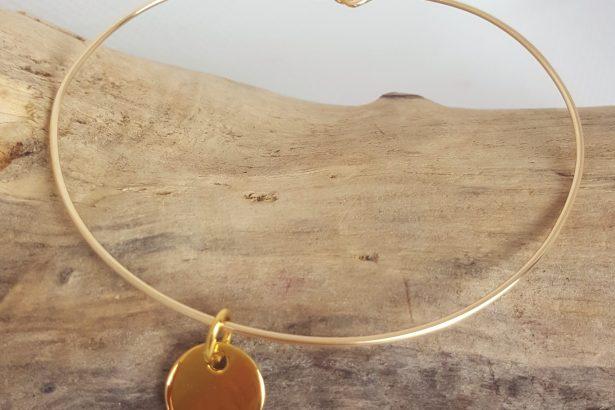 bracelet femme gold filled