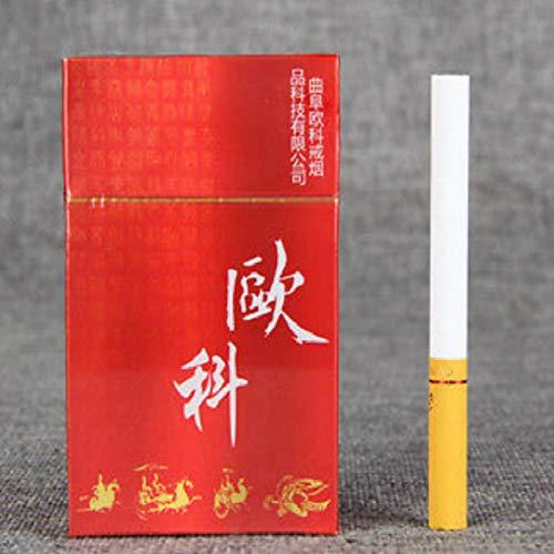 Cigarettes sans tabac
