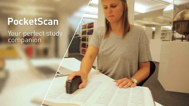 Scanner mobile Pocket Scan