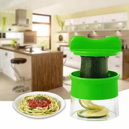 taille légumes spaghettis