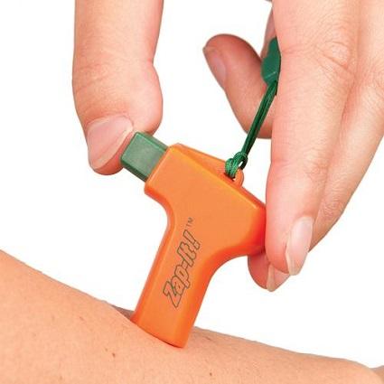 gadget anti démangeaison