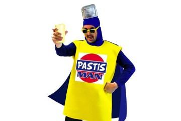 pastis man