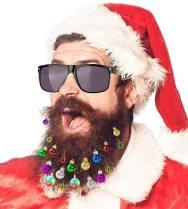 Guirlande de barbe