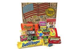 Box nourriture américaine