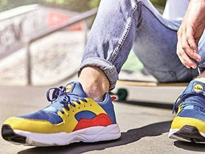 Chaussures LIDL