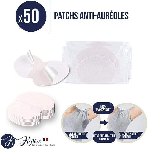 Patch anti transpiration