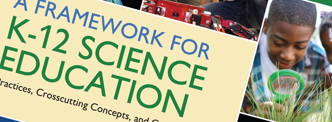 Episode 65 - Framing a New Vision for Science Education