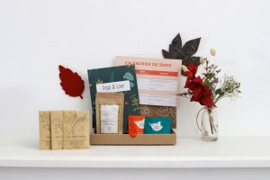 Peas and Love box jardinage d'automne par la box a planter