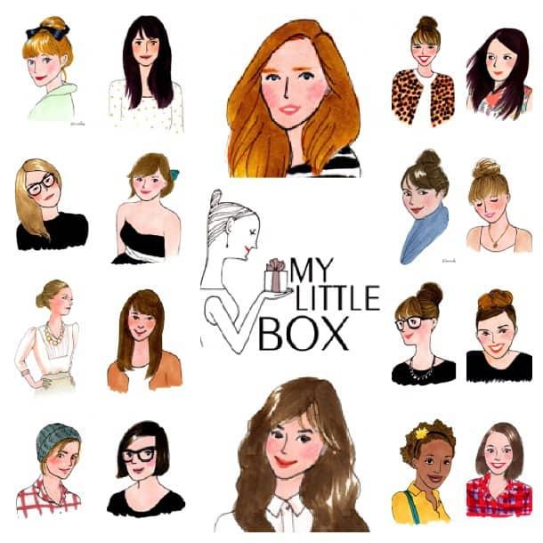 Au Feminin Rachte My Little Paris La Box Du Mois Avis