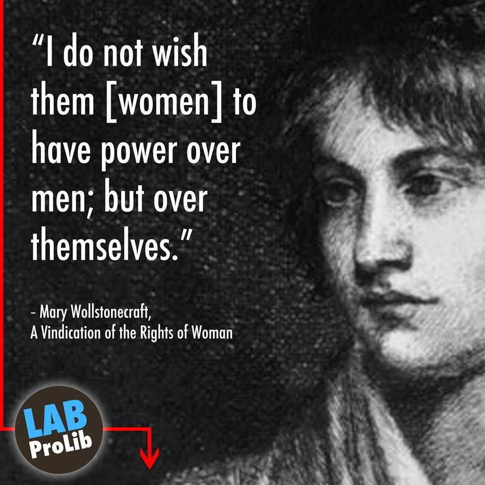 Women power over men
