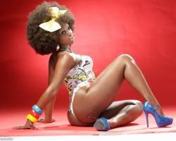 Amara La Negra, la afrolatina que aspira a ser la Celia Cruz