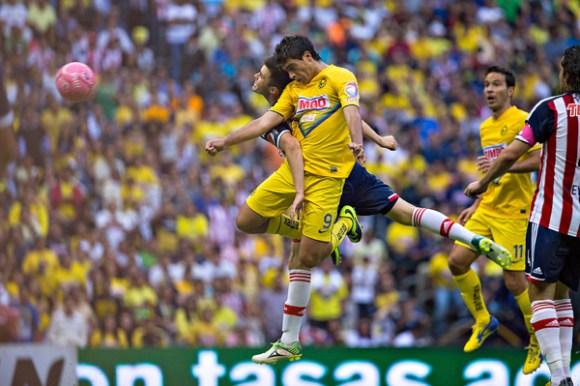 Liga Bancomer MX Apertura 2013 América vs Chivas