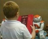 robots y autismo